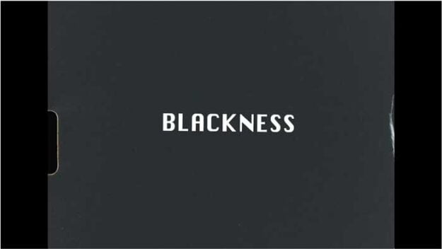 Blackness by Kengy